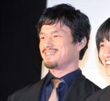 映画『くれなずめ』完成披露舞台あいさつに参加した目次立樹 (C)ORICON NewS inc.