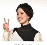 映画『リスタート』沖縄国際映画祭上映イベントに登壇したEMILY(C)ORICON NewS inc.