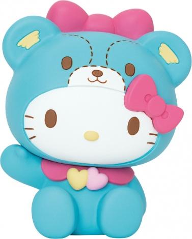 ハローキティ (フィギュア賞)=Happyくじ『Sanrio Animal Collection』※画像はイメージですので、実際の商品とは異なる場合があります。
