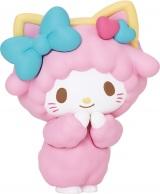 マイスウィートピアノ(フィギュア賞)=Happyくじ『Sanrio Animal Collection』※画像はイメージですので、実際の商品とは異なる場合があります。