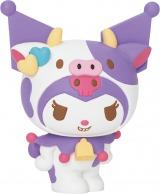 クロミ(フィギュア賞)=Happyくじ『Sanrio Animal Collection』※画像はイメージですので、実際の商品とは異なる場合があります。