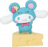 シナモロール (フィギュア賞)=Happyくじ『Sanrio Animal Collection』※画像はイメージですので、実際の商品とは異なる場合があります。