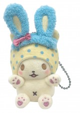 まるもふびより(ぬいぐるみチャーム賞)=Happyくじ『Sanrio Animal Collection』※画像はイメージですので、実際の商品とは異なる場合があります。
