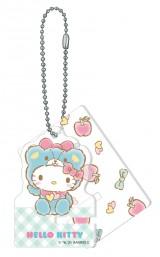 ハローキティ(アクリルスマホスタンドキーホルダー賞)=Happyくじ『Sanrio Animal Collection』※画像はイメージですので、実際の商品とは異なる場合があります。