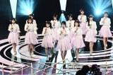 =LOVE「桜の咲く音がした」=『イコノイ、どーですか?』より (C)TBS