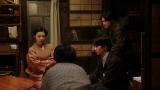 (左から)千代(杉咲花)、一平(成田凌)、寛治(前田旺志郎)、天晴(渋谷天笑)(C)NHK