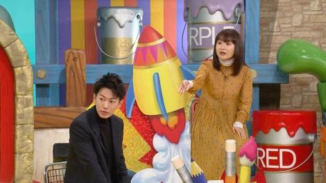20日放送『ザ!世界仰天ニュース』2時間SPに出演する佐藤健、吉住(C)日本テレビ
