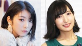 (左から)浜辺美波(photo:上野留加)、佐倉綾音(C)ORICON NewS inc.