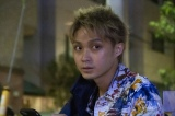 謎の男・ぺい(磯村勇斗) (C)「珈琲いかがでしょう」製作委員会
