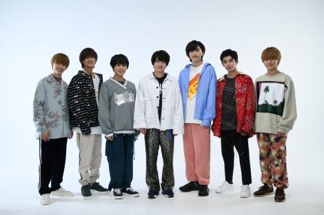 4月からなにわ男子による新番組『まだアプデしてないの?』がスタート (C)テレビ朝日