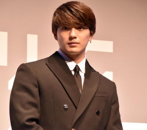 展覧会『KAWS TOKYO FIRST』サポーターに就任した新田真剣佑 (C)ORICON NewS inc.