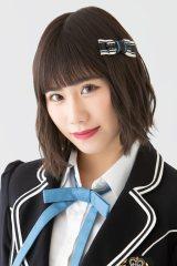 6月16日発売NMB48 25thシングル「タイトル未定」選抜メンバー・石田優美(C)NMB48