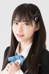 6月16日発売NMB48 25thシングル「タイトル未定」選抜メンバー・石塚朱莉(C)NMB48