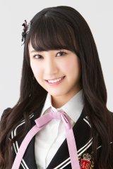 6月16日発売NMB48 25thシングル「タイトル未定」選抜メンバー・原かれん(C)NMB48