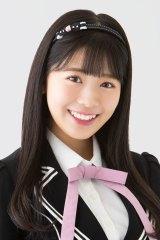 6月16日発売NMB48 25thシングル「タイトル未定」選抜メンバー・安田桃寧(C)NMB48