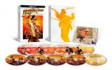 6月23日発売『インディ・ジョーンズ 4ムービーコレクション40th アニバーサリー・エディション 4K Ultra HD + ブルーレイ』パッケージ展開写真