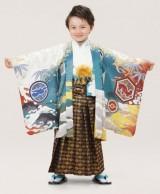 レックウザ(5歳男児110cm羽織)