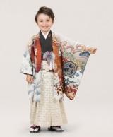 リザードン(5歳男児110cm羽織)