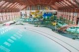 「ホテル三日月ダナン」屋内プール