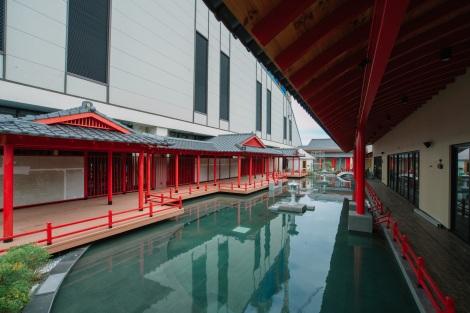 ベトナムに開業予定の「ホテル三日月ダナン」三日月温泉