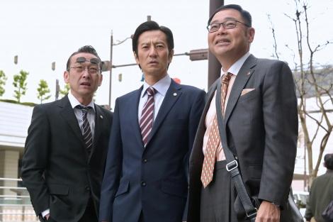 『特捜9 season4』第3話より (C)テレビ朝日