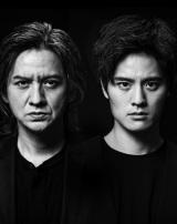 岡本圭人、父・健一と舞台で親子役