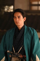 『青天を衝け』で土方歳三を演じる町田啓太(C)NHK