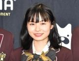 ABEMAドラマ『ブラックシンデレラ』メディア合同取材に出席した莉子 (C)ORICON NewS inc.