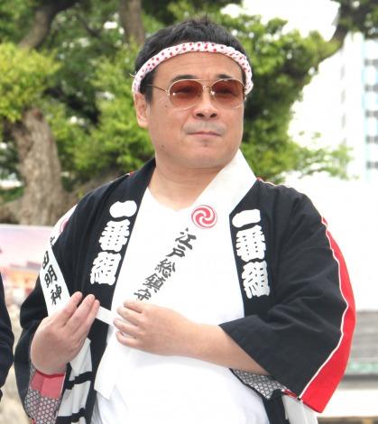 『水谷千重子50周年記念公演』成功祈願・制作発表会を開催した八公太郎 (C)ORICON NewS inc.