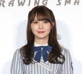 『僕のヒーローアカデミア展 DRAWING SMASH』のPRイベントに登場した日向坂46・加藤史帆 (C)ORICON NewS inc.
