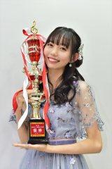 卒業を発表したSKE48・野島樺乃 (C)2021 Zest,Inc