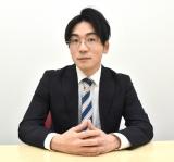 """太田プロ入りした異色の""""スーツラッパー""""DOTAMA (C)ORICON NewS inc."""