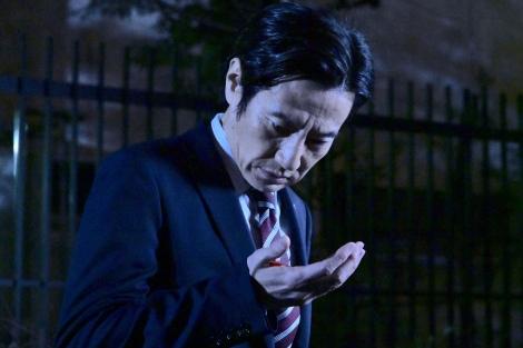 『特捜9 season4』第3話より何者かに刺された村瀬健吾(津田寛治) (C)テレビ朝日