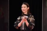 『映画 賭ケグルイ 絶体絶命ロシアンルーレット』の完成披露イベントに登壇した森川葵