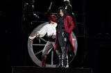 舞台『サンソン-ルイ16世の首を刎ねた男-』公開ゲネプロの模様