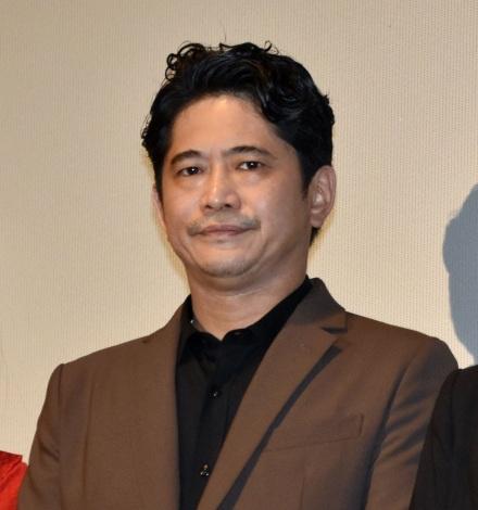 映画『打姫オバカミーコ』の舞台あいさつに出席した萩原聖人 (C)ORICON NewS inc.