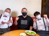 清原和博氏が出演=『出川&飯尾のどん底さん家にお邪魔します。』 (C)テレビ東京