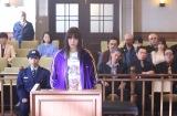 """広瀬アリス=4月26日放送、""""月9""""ドラマ『イチケイのカラス』第4話より (C)フジテレビ"""