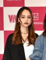 『ViVi Fes LIVE 2021春』に出演する嵐莉菜 (C)ORICON NewS inc.