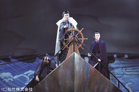 『三谷かぶき「月光露針路日本」風雲児たち』より(C)松竹株式会社