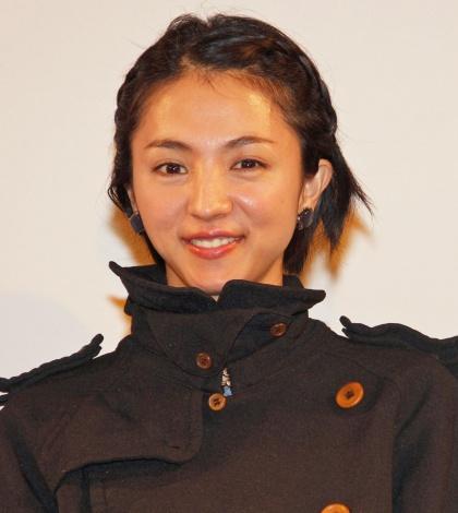 映画『やぎの冒険』上映後トークイベントに出席した満島ひかり (C)ORICON NewS inc.