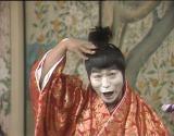 若かりし頃の志村けんさんが披露したドリフ版の「バカ殿様」 (C)フジテレビ