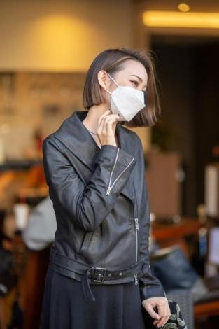 『LALA KF94?性能マスク』装着イメージ