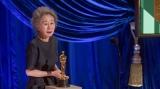 『第93回アカデミー賞』助演女優賞を受賞したユン・ヨジョン (C)Getty Images