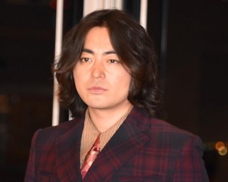 映画『はるヲうるひと』完成報告会見に出席した山田孝之 (C)ORICON NewS inc.