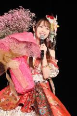 12年のアイドル活動に終止符を打ったSKE48の高柳明音