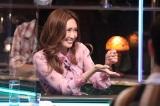 4月30日放送のバラエティー『人志松本の酒のツマミになる話』に出演する紗栄子(C)フジテレビ