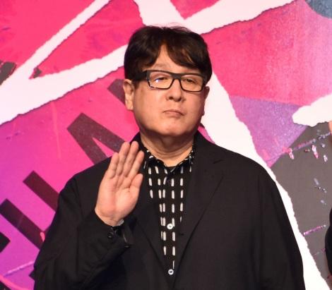 映画『キャラクター』の完成披露記者会見に出席した長崎尚志氏 (C)ORICON NewS inc.