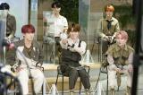 JO1 3RDシングル「CHALLENGER」リリース記念生配信より(C)LAPONE ENTERTAINMENT