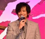 映画『キャラクター』の完成披露記者会見に出席した小栗旬 (C)ORICON NewS inc.